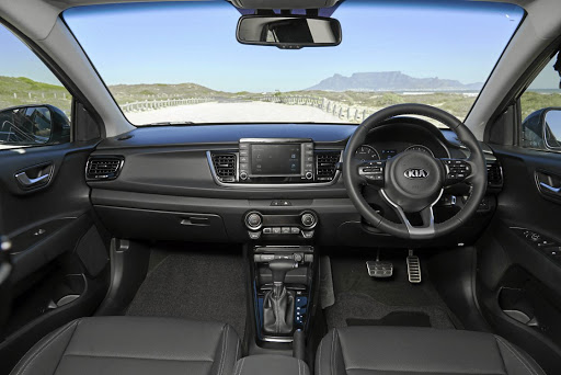 The interior is all very sensible and features more space and a touchscreen infotainment system.   Picture: MOTORPRESS