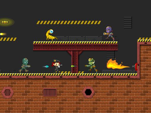 Code Triche Aliens 2D: Run & Gun APK MOD screenshots 6