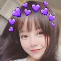 Emoji Photo Editor 💙 (Emoji & Crown Heart Emoji) icon