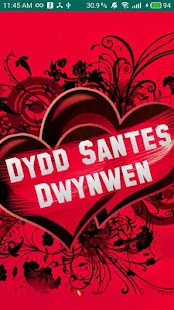 St Dwynwen's Day - náhled