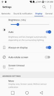 Pixel UI LGHome Theme for LG G6 G5 V30 G3 V20 K10 - náhled