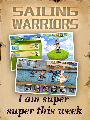 Sea Warriors 3.0 screenshots 5