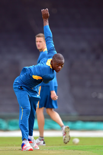 Kagiso Rabada. Picture: GALLO IMAGES