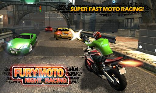 Crime Moto Crazy Speed