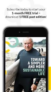 Change Creator Magazine Ekran Görüntüsü