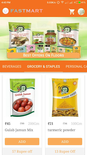 FastMart screenshots 1