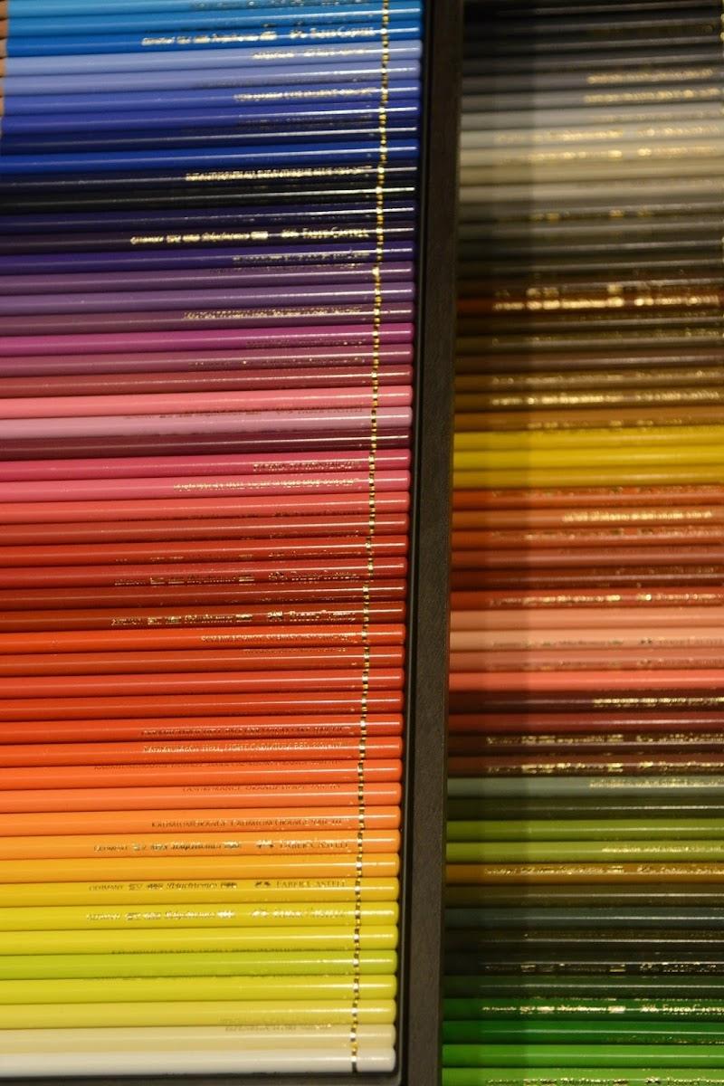 Matite e colori di GiuseppeZampieri