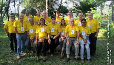 Photo: 2º dia  da XXXII Assembleia do do MCC Regional Leste I -  RJ/ES - Delegação do GED de Nova Iguaçu com Coordenador Nacional e  Regional LI E LII