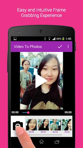 Video to Photo Frame Grabber