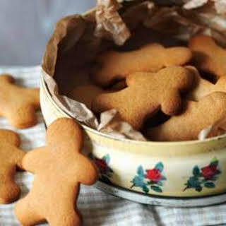 Gingerbread Biscuits.