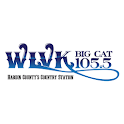 BIG CAT 105.5 WLVK RADIO icon