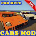 Cars mod for MCPE Addon icon