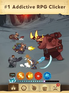 Almost a Hero - RPG Clicker Heroes Hack for the game