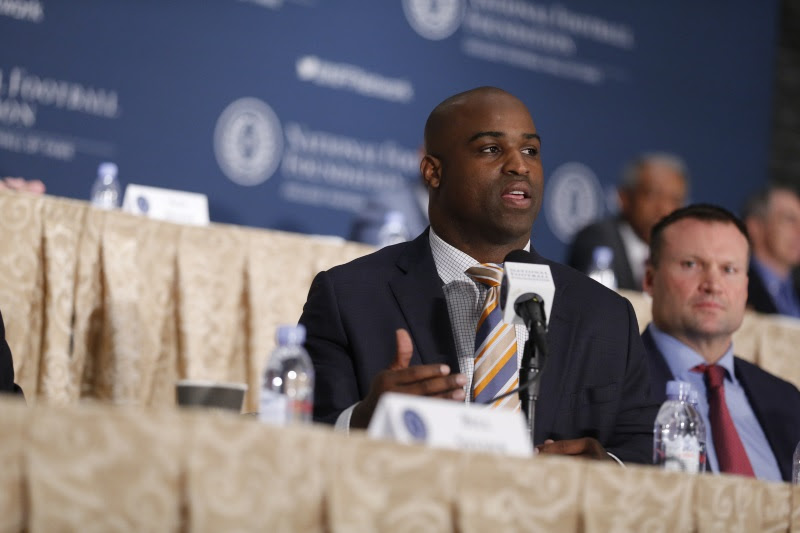 Ricky Williams and his path to College Football Hall of Fame
