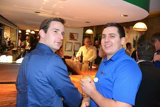 Photo: Peter and Joe