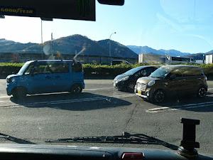 キャンター 会社の専用車ですけどね(;´∀`)のカスタム事例画像 たろう さんの2019年11月30日09:24の投稿