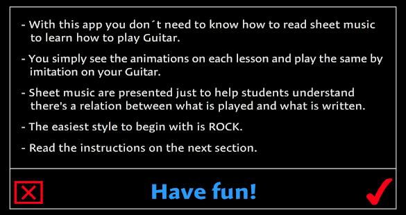 Learn how to play Guitar - náhled