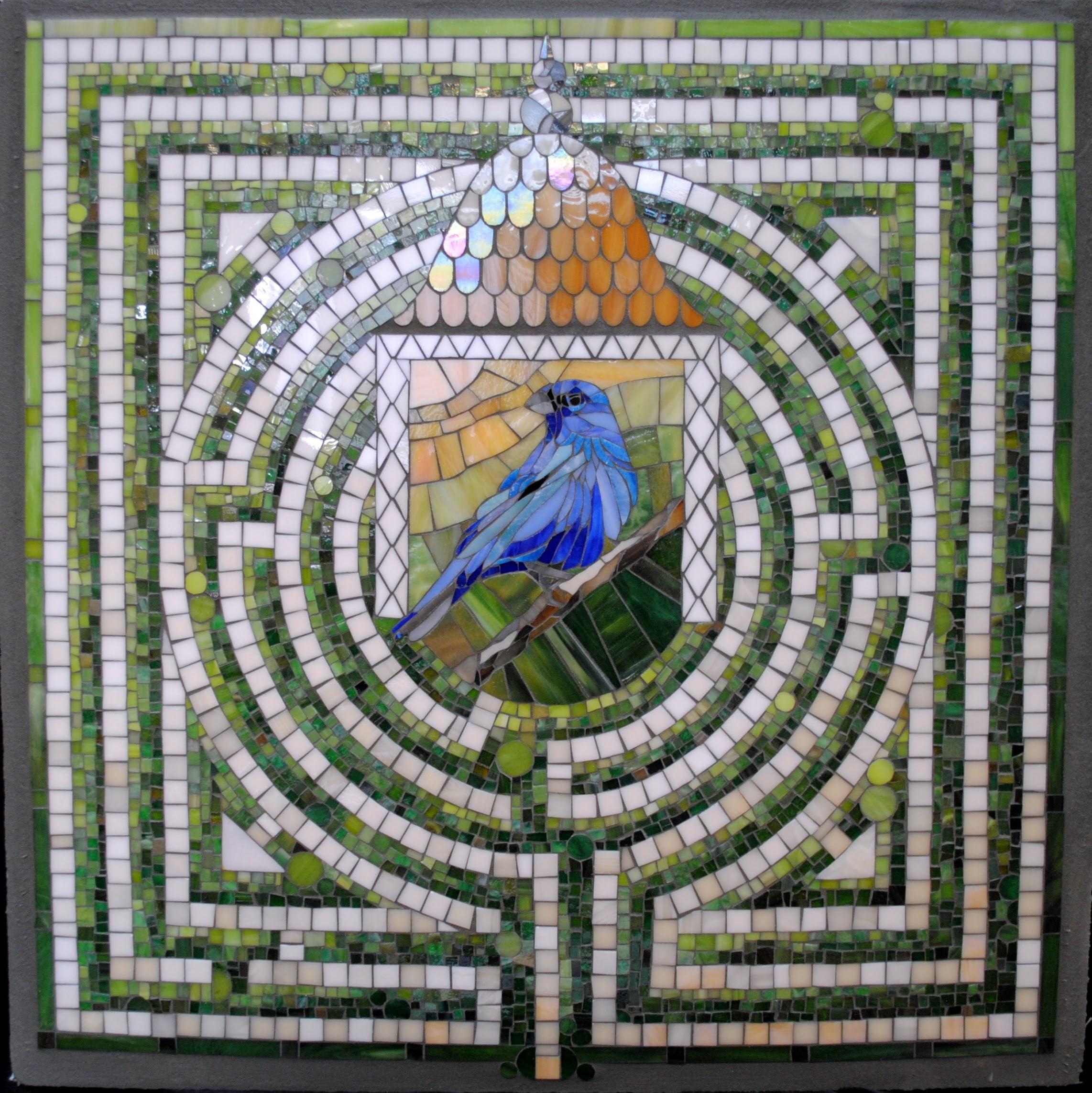 Mosaic Art by Brenda Pokorny