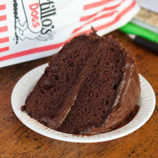 Portillo's Chocolate Cake Copycat.