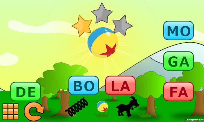 LeLe Sílabas - screenshot