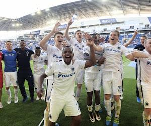 Les chances de Bruges d'être champion ? 96,43 % !