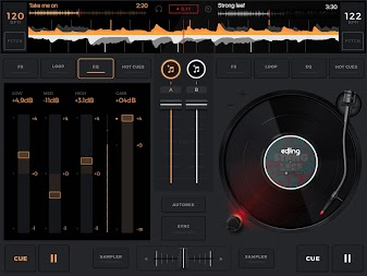 edjing Mix: DJ music mixer APK screenshot thumbnail 6