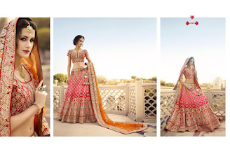 Photo: CODE: 13001 LEHENGA . Price : USD 148