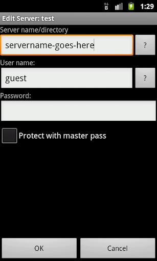 LAN plugin for Total Commander 3.09 screenshots 1