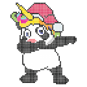 ColorPix Color by Number: Pixel Art Coloring Pages icon