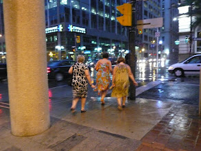 Photo: Night Out on the Town