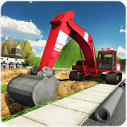 Game Heavy Excavator Simulator 2016 APK for Windows Phone