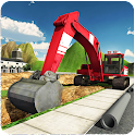 Heavy Excavator Simulator 2016 icon