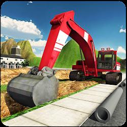 Heavy Excavator Simulator 2016