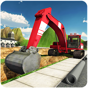 Heavy Excavator Simulator 2016 for PC and MAC
