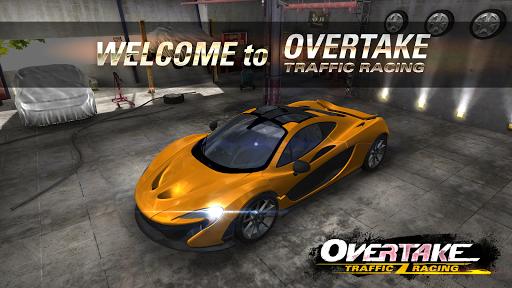 Overtake : Traffic Racing MOD APK