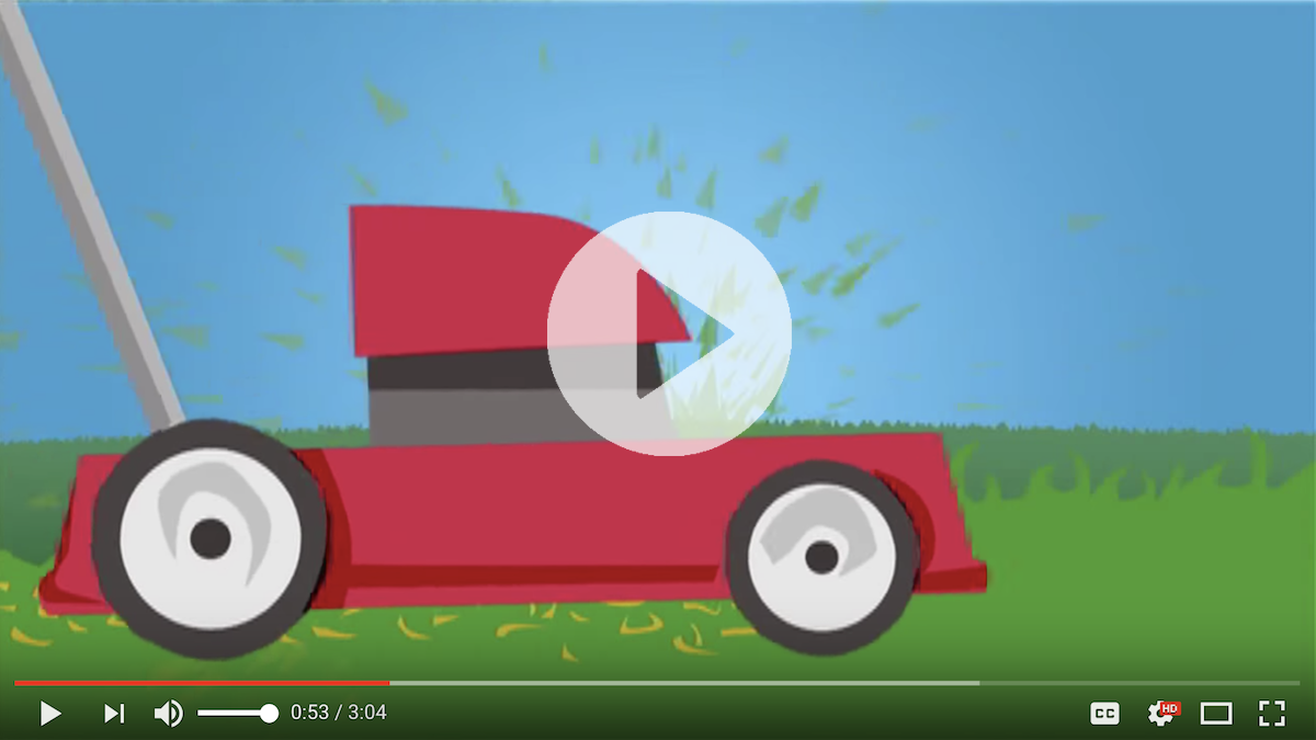 Video: How do I care for my lawn in an environmentally friendly way?