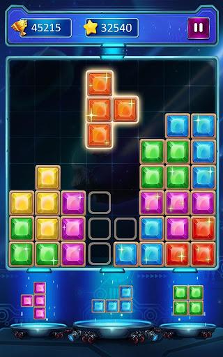 Code Triche casse-tu00eate - block puzzle APK MOD screenshots 3