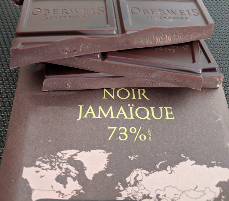 73% Jamaica Oberweis Bar
