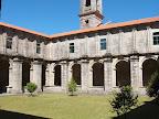 Claustro del Monasterio de Armenteira
