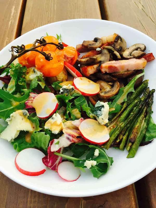Potato And Roast Asparagus Salad Recipe