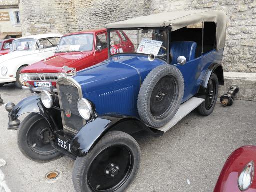 Peugeot de Guy