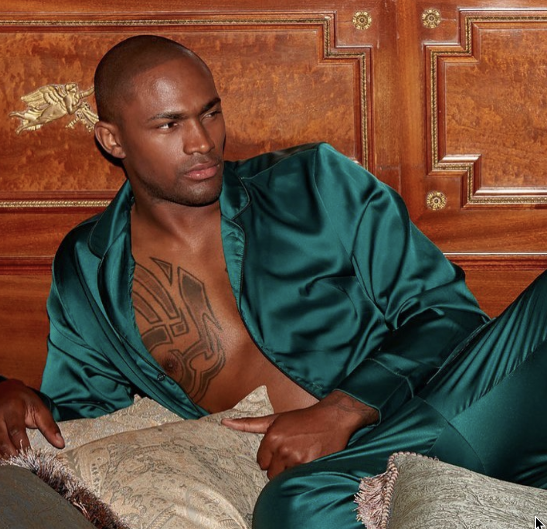 Keith Carlos - First male winner of America's Next Top Model