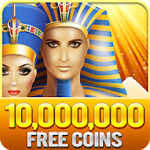 Caesar & Cleopatra Slots Vegas Casino Machines Android APK Download Free By Free Vegas Casino Games