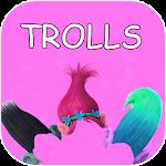 Trolls Emoji Face Icon