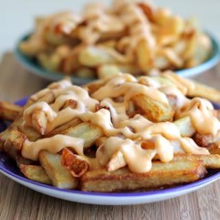 Garlic Cheese Fries.