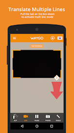 Translator, Dictionary - Waygo Screenshot 5