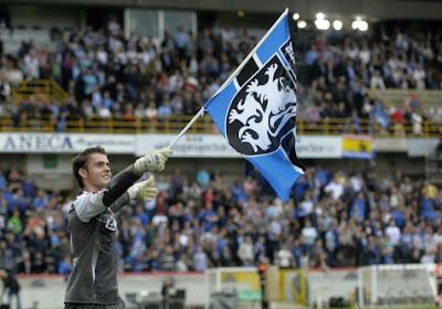 Colin Coosemans debuteerde zeven jaar geleden voor Club Brugge
