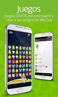 WeChat - screenshot thumbnail