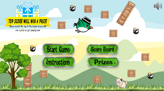 Flying Birdy screenshot