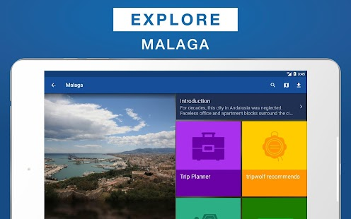 Malaga Travel Guide- screenshot thumbnail